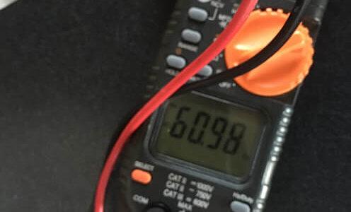 Inverter Output Hz